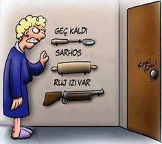 Komik karikaturler