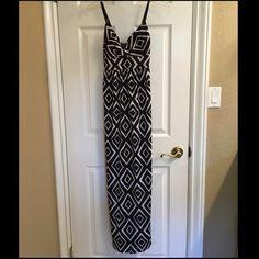 Spaghetti Strap • Floor length dress Floor length, spaghetti strap, Maxi Dress. V-neck. NWT! Dresses Maxi