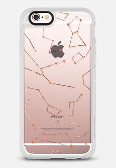 rose gold constellations iPhone 6s case by Julie Kim | Casetify