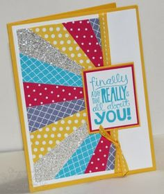 Really Good Greetings -Jill's Card Creations: It's really all about you