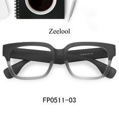 72d67abda50 Colin Rectangle Black Crystal Glasses FP0511-03