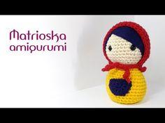 Matrioska amigurumi - YouTube