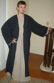 Sew Random: Bible Costume Info