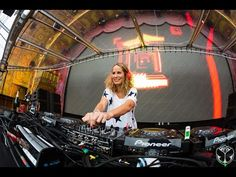 Tomorrowland 2015   Monika Kruse - YouTube