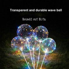 Product Parameter: Balloon tile diameter Size: 20cm These clear balloons are made of really high quality natural latex that are non-toxic, transparent, beautif