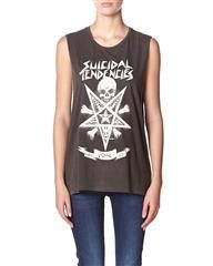 OBEY - POSSESSED VEST - DUSTY BLACK on http://www.surfstitch.com