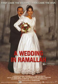 A Wedding in Ramallah Movie Posters From Movie Poster Shop