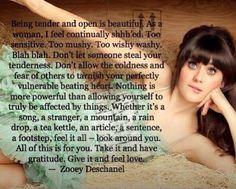 Zooey Deschanel