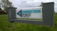 Connection Pointe : Church Monument Sign | WC Signs