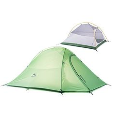 Naturehike Outdoor Waterproof Camping Tent Ultralight 2 Person Double Layer Tent 4 Season For Travel Camping * Visit the image link more details.