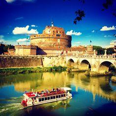Santangelo castle, Rome, Italy