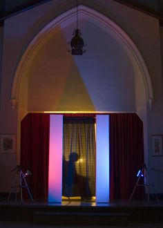 modern confessional booth - Google Search