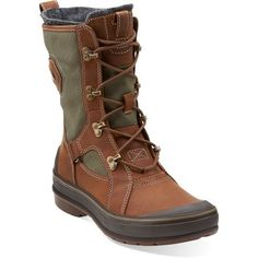 Clarks Muckers Squall Winter Boots - Women's.   i think i really like these