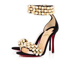 93e22f4825 Christian Louboutin Australia Official Online Boutique - Tudor bal 100 100  VERSION BLACK Veau velours available online. Discover more Women Shoes by  ...