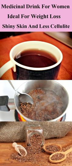 #Flax Seed Tea – Medicinal Drink for Women