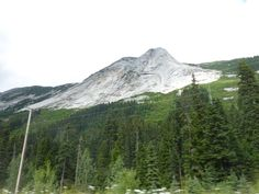 2012  Yak Peak Mountain Coquilhalla Hwy BC