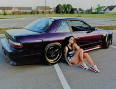 Classy Cars, Sexy Cars, Tuner Cars, Jdm Cars, Silvia S13, Nissan 180sx, Car Poses, Nissan Infiniti, Drifting Cars