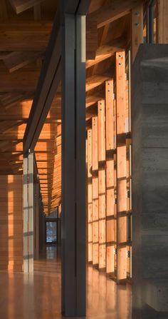 Combs Point Residence by Bohlin Cywinski Jackson Architects