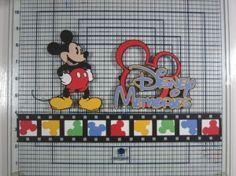 Mickey Layout