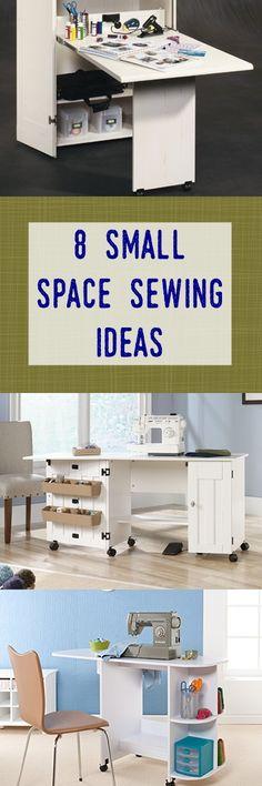 sewing room decor | sewing room organization | craft room ideas