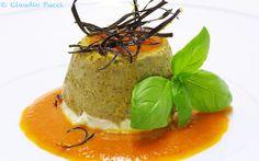 Il Ricettario : Budino di melanzane con bufala e salsa napoletana