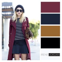 Colour Combinations Fashion, Color Combinations For Clothes, Fashion Colours, Colorful Fashion, Casual Chic Outfits, Fashion Outfits, Womens Fashion, Looks Style, My Style