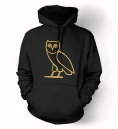 Hey, I found this really awesome Etsy listing at https://www.etsy.com/pt/listing/200536804/ovoxo-owl-logo-hoodie-ovo-xo-owl-drake