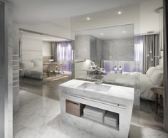 Hotel White Cube  Ongoing Project Best Interior, Hospitality, Double Vanity, Cube, Designers, Bathroom, Projects, Furniture, Home Decor