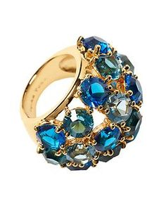 Jewel Encrusted Ring