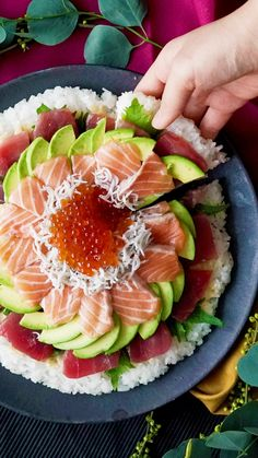 You know you're a sushi lover when you enjoy rice and fresh fish by the slice.
