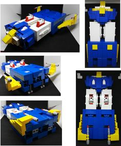 Voltes 35 cm lego