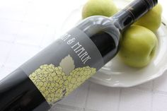 Custom wine lables #packaging #wine #labels