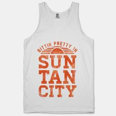 sittin' pretty in suntan city with a cold one in my hand.... honestly love this song <3 <3