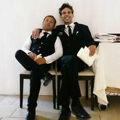 Maurizio e Marco..Attenti a quei due!! #staff #masseriacordadilana http://masseriacordadilana.it/