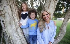 REAL Housewives of Sydney star Melissa Tkautz is so organised she gets her children's clothes and lunches ready a week in advance.