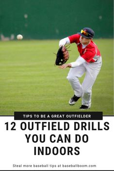 Sometimes, you don't always have a baseball field at your disposal to do outfield drills on. Travel Baseball, Baseball Tips, Baseball Quotes, Baseball Mom, Baseball Savings, Baseball Games, Baseball Match, Baseball Snacks, Training