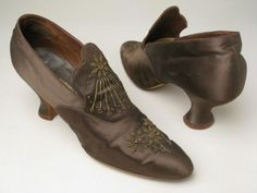 ~Object Name: shoes  Artist/Maker: J. Coxon & Co Ltd, Market Street, Newcastle Role in production: maker Date: 1900~