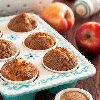 Stunning Apple Muffins