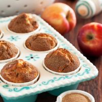 Stunning Apple Muffins