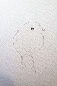----------------------------- Original Pin Caption: How to paint a robin in 8 easy steps. – Page 2 – watercolours by rachel Watercolor Painting Techniques, Painting & Drawing, Watercolor Paintings, Drawing Step, Face Paintings, Watercolor Portraits, Drawing Techniques, Abstract Paintings, Watercolor Bird