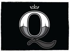 Baskerville Q Typography PosterTypography LettersType DesignKing