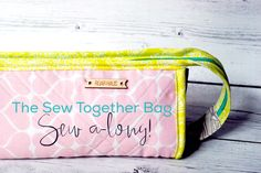 Welcome to day #1 of the Sew Together Bag Sew A-Long! I know a lot of you are chomping on the bit to get started! I can't wait to see how everyone's bags turn out! If you are also following along on Instagram via my handle ( @monpetitebiscuit ) be...