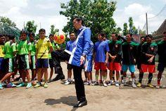 IBAS YUDHOYONO Kampanye. Madiun, Jawa Timur 2014. Photo ©Fachry Latief.