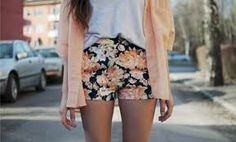 #fashion #short #summer