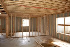 How to frame a basement wall don't put it off, click right now how to frame a basement wall #stepbystep