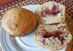 Peanut Butter and Jelly Muffins - TSLC