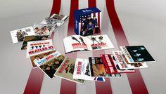 Una caja de 13 CDs recopila las ediciones americanas de los discos de los Beatles