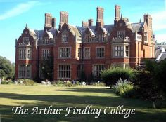 As part of my continued education as a psychic medium I will be traveling to The Arthur Findlay College in November 2017. I'm thrilled!!!