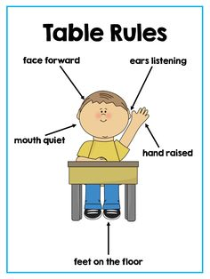 Colors and Kindergarten: Classroom Rules Classroom Routines, Classroom Procedures, Classroom Rules, Classroom Posters, Kindergarten Classroom, Future Classroom, Classroom Organization, Teaching Strategies, Teaching Resources