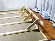 Trade show booth - How we made this wicked setup